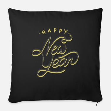New Year 2020 - Sofa pillow with filling 45cm x 45cm