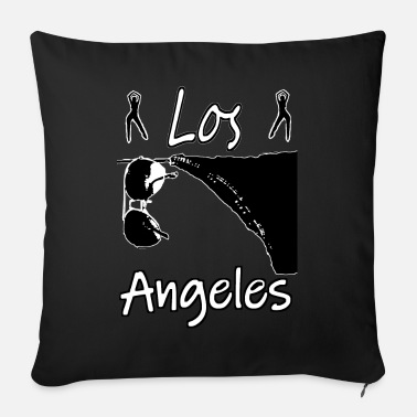 Glass Underwear los Angeles - Sofa pillow with filling 45cm x 45cm