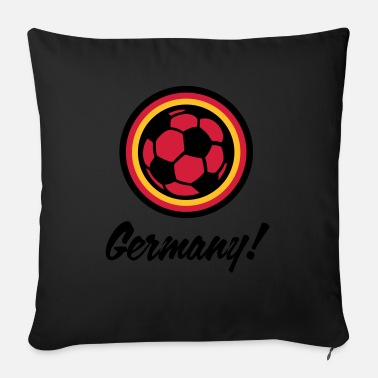Germany Germany Football Emblem - Sofa pillow with filling 45cm x 45cm