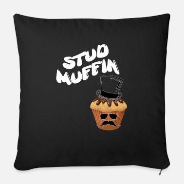 Stud Stud muffin - Stud muffin - Sofa pillow with filling 45cm x 45cm