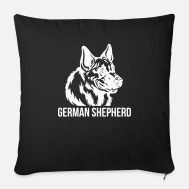 German Shepherd German Shepherd - German Shepherd - Sofa pillow with filling 45cm x 45cm