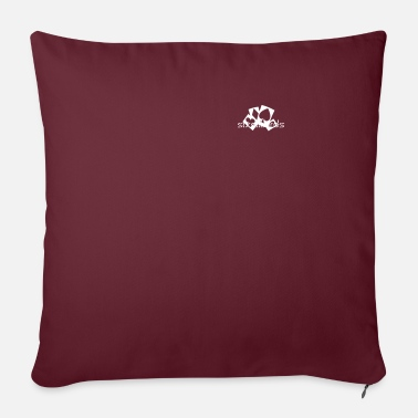 Poker Cards poker cards - Sofa pillow with filling 45cm x 45cm