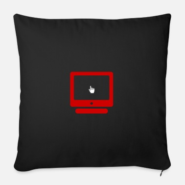 Computer COMPUTER - Sofa pillow with filling 45cm x 45cm