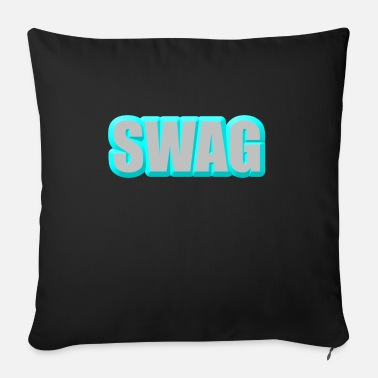 Swag - Sofa pillow with filling 45cm x 45cm