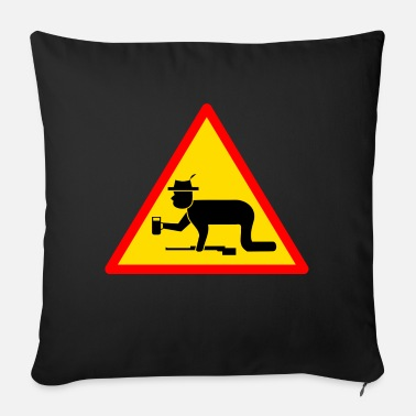 Hunting hunts hunting hunter hunting hunt - Sofa pillow with filling 45cm x 45cm
