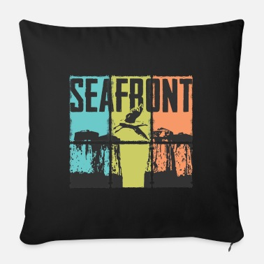 Coast coast - Sofa pillow with filling 45cm x 45cm