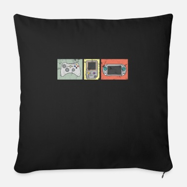 Console Console Vintage - Sofa pillow with filling 45cm x 45cm