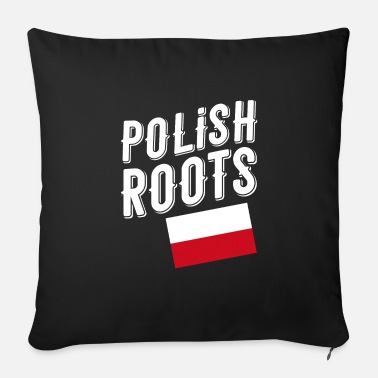 Polish polish roots - Sofa pillow with filling 45cm x 45cm
