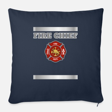 Bunker Year T Firefighter Uniform product, Bunker Gear print, - Sofa pillow with filling 45cm x 45cm