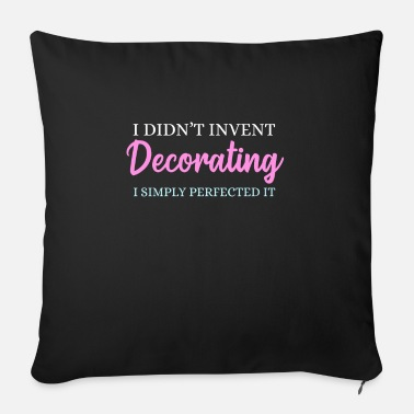 Decorations Decorate - Sofa pillow with filling 45cm x 45cm