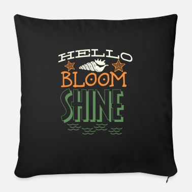 Bloom Bloom - Sofa pillow with filling 45cm x 45cm