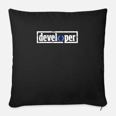 Software Developer Software developer - Sofa pillow with filling 45cm x 45cm