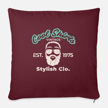 Stylish Cool and stylish - Sofa pillow with filling 45cm x 45cm