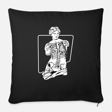Venus De Milo VENUS DE MILO Skeleton Aesthetic Vaporwave Gothic - Sofa pillow with filling 45cm x 45cm