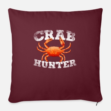Aquarium Crab animal lover - Sofa pillow with filling 45cm x 45cm