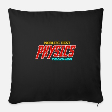 Physics physics - Sofa pillow with filling 45cm x 45cm
