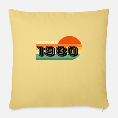 40th Birthday 40th birthday - Sofa pillow with filling 45cm x 45cm