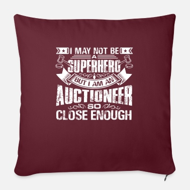 Auctions Auctioneer I'm An Auctioneer - Sofa pillow with filling 45cm x 45cm
