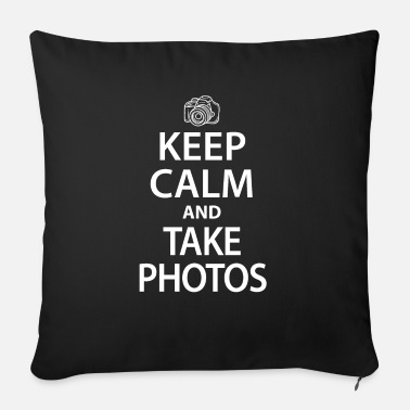 Photo photo - Sofa pillow with filling 45cm x 45cm