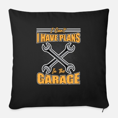 Turbo Auto Mechanic Auto Mechanic Gifts - Sofa pillow with filling 45cm x 45cm