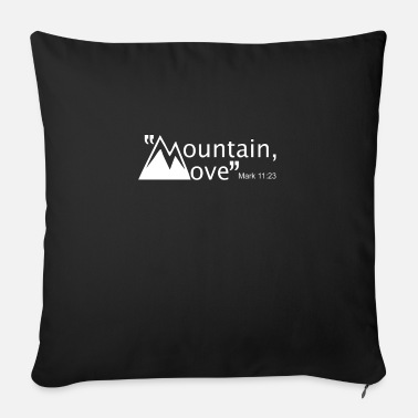 To Christian Design - Mountain Move - vers 11 fra Mark - Sofapude med fyld 44 x 44 cm
