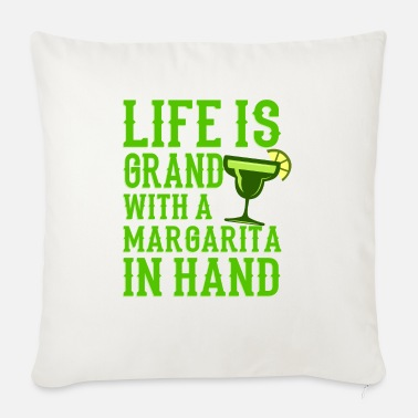 Bartender Cocktail gift barman for barmaid COCKTAIL - Sofa pillow with filling 45cm x 45cm