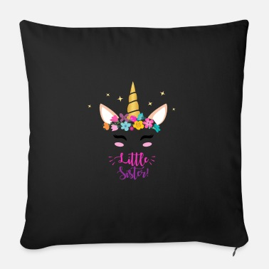 Little Sister Little Sister - Sofa pillow with filling 45cm x 45cm