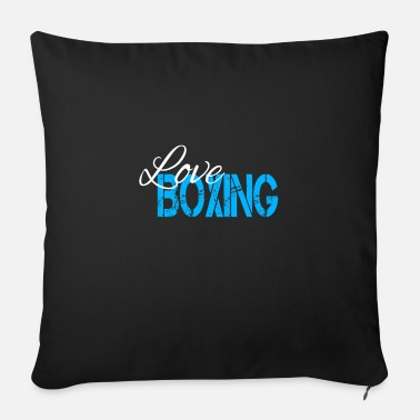Leichtgweicht boxing - Sofa pillow with filling 45cm x 45cm