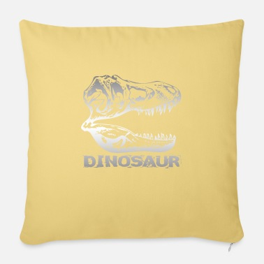 Dinosaurs Dinosaur - dinosaurs - Sofa pillow with filling 45cm x 45cm