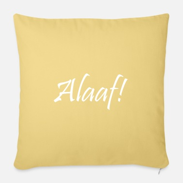 Alaaf Alaaf! - Sofa pillow with filling 45cm x 45cm