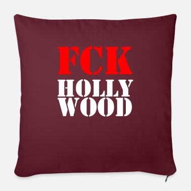 Hollywood HOLLYWOOD - Sofa pillow with filling 45cm x 45cm