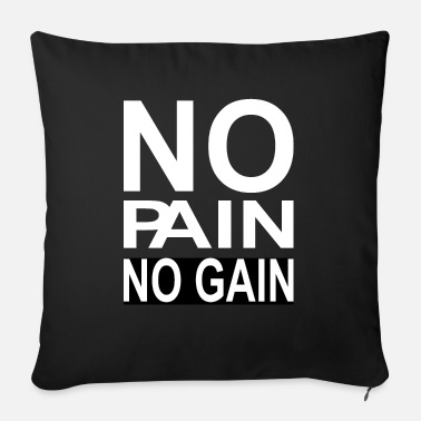 Saying Saying sayings - Sofa pillow with filling 45cm x 45cm
