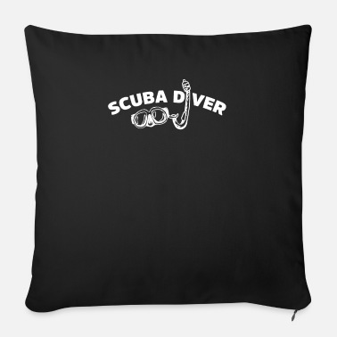 Scuba Scuba - Sofa pillow with filling 45cm x 45cm