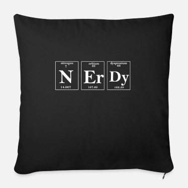 Nerdy NERDY PERIODIC GIFT - Sofa pillow with filling 45cm x 45cm