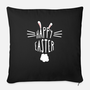 Easter Bunny Happy Easter - Easter T-Shirt - Easter Bunny Gift - Sofa pillow with filling 45cm x 45cm