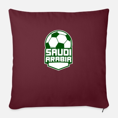 Saudi Arabia No 1 Soccer Team Football Gift - Sofa pillow with filling 45cm x 45cm