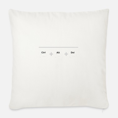 Reboot reboot - Sofa pillow with filling 45cm x 45cm