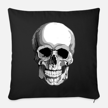Skull - Sofa pillow with filling 45cm x 45cm