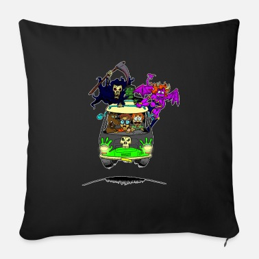 Scooby No Scooby fan art final - Sofa pillow with filling 45cm x 45cm