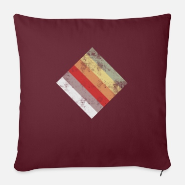 Rectangle rectangle - Sofa pillow with filling 45cm x 45cm
