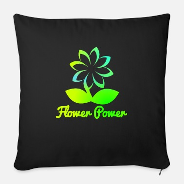 Flower Power flower power - Sofa pillow with filling 45cm x 45cm