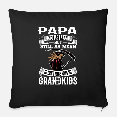Papa Papa - Sofa pillow with filling 45cm x 45cm