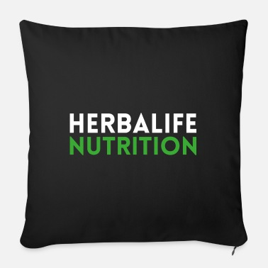 Funny Herbalife nutrition Vegan Gift Plant - Sofa pillow with filling 45cm x 45cm