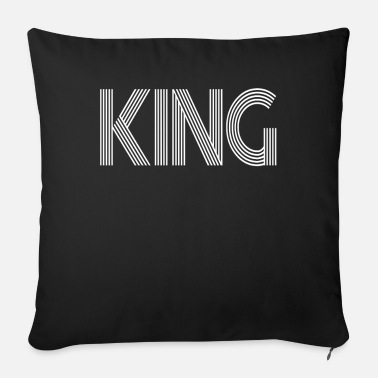 Swag King Design Cool Style Styling Gift Swag - Bankkussen met vulling 44 x 44 cm