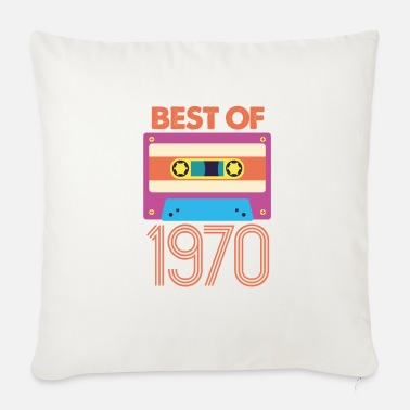 1970 1970 - Sofa pillow with filling 45cm x 45cm