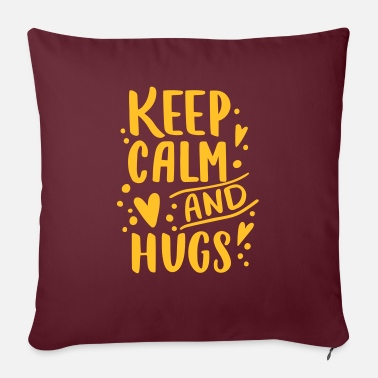hug me - Sofa pillow with filling 45cm x 45cm