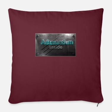 Adamantium, liquid metal superhero weapon claws - Sofa pillow with filling 45cm x 45cm