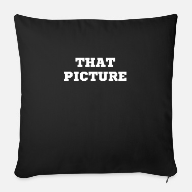 Picture the picture - Sofa pillow with filling 45cm x 45cm