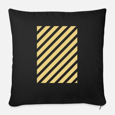 Pattern Pattern - Sofa pillow with filling 45cm x 45cm