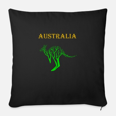 Kangaroo - Sofa pillow with filling 45cm x 45cm